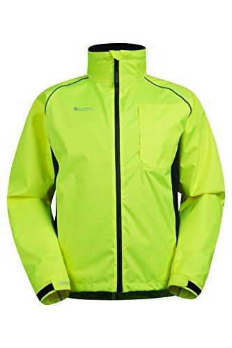 mountain warehouse adrenaline iso viz herrenjacke wasserabweisende reflektierende winddicht atmungsaktive softshell regenjacke laufjacke fahrradjacke radtrikot sportjacke gelb x large - Mountain Warehouse Adrenaline Iso-Viz Herrenjacke wasserabweisende reflektierende winddicht atmungsaktive Softshell Regenjacke Laufjacke Fahrradjacke Radtrikot Sportjacke Gelb X-Large